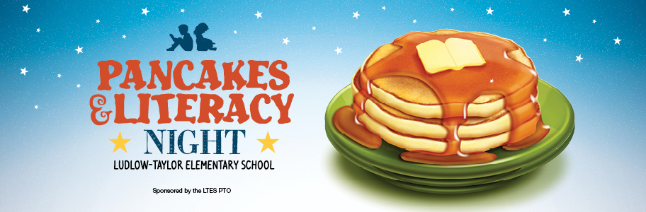 Pancakes & Literacy Night